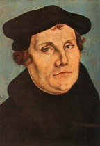 what would Martin Luther blog?