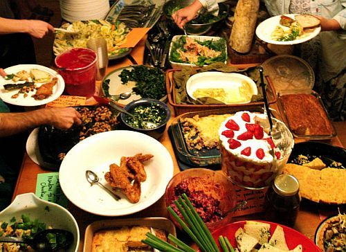 Its Becoming A Trope Among Christian Food Writers To Wonder What Jesus Would Eat At Church Potluck
