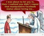 2 annoying things Christians do on Facebook